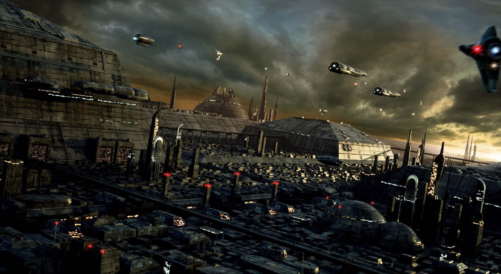 The Citadel of Hordes.